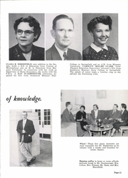 Page 15, 1956 Edition, Greenwood High School - Under the Greenwood Tree Yearbook (Springfield, MO) online yearbook collection