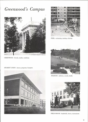 Page 15, 1966 Edition, Greenwood High School - Under the Greenwood Tree Yearbook (Springfield, MO) online yearbook collection