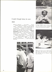 Page 16, 1969 Edition, Greenwood High School - Under the Greenwood Tree Yearbook (Springfield, MO) online yearbook collection