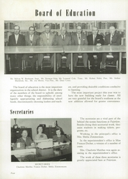 Page 8, 1958 Edition, Fairview High School - Chieftain Yearbook (Jennings, MO) online yearbook collection