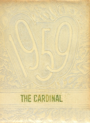Page 1, 1959 Edition, Niangua High School - Cardinal Yearbook (Niangua, MO) online yearbook collection