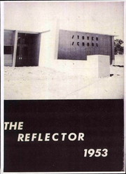 1953 Edition, Stover High School - Reflector Yearbook (Stover, MO)