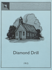 1915 Edition, Bonne Terre High School - Diamond Drill Yearbook (Bonne Terre, MO)