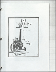 Page 5, 1923 Edition, Bonne Terre High School - Diamond Drill Yearbook (Bonne Terre, MO) online yearbook collection