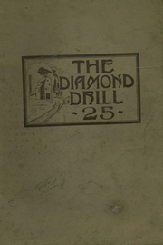 1925 Edition, Bonne Terre High School - Diamond Drill Yearbook (Bonne Terre, MO)