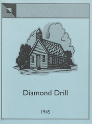 1945 Edition, Bonne Terre High School - Diamond Drill Yearbook (Bonne Terre, MO)