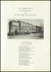 Page 7, 1950 Edition, Bonne Terre High School - Diamond Drill Yearbook (Bonne Terre, MO) online yearbook collection