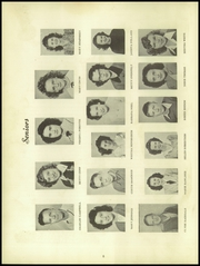 Page 12, 1949 Edition, Madison High School - Panther Recall Yearbook (Madison, MO) online yearbook collection
