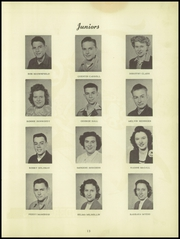 Page 17, 1949 Edition, Madison High School - Panther Recall Yearbook (Madison, MO) online yearbook collection
