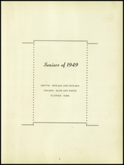 Page 7, 1949 Edition, Madison High School - Panther Recall Yearbook (Madison, MO) online yearbook collection