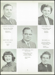 Page 10, 1955 Edition, Madison High School - Panther Recall Yearbook (Madison, MO) online yearbook collection
