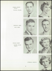 Page 13, 1955 Edition, Madison High School - Panther Recall Yearbook (Madison, MO) online yearbook collection
