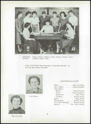 Page 8, 1955 Edition, Madison High School - Panther Recall Yearbook (Madison, MO) online yearbook collection
