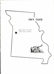Page 5, 1965 Edition, Green Ridge High School - Tiger Yearbook (Green Ridge, MO) online yearbook collection