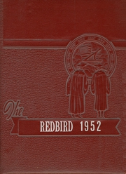 Anderson High School - Redbird Yearbook (Anderson, MO) online yearbook collection, 1952 Edition, Page 1