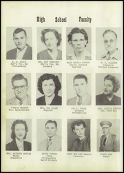 Page 10, 1952 Edition, Anderson High School - Redbird Yearbook (Anderson, MO) online yearbook collection
