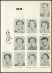 Page 15, 1952 Edition, Anderson High School - Redbird Yearbook (Anderson, MO) online yearbook collection