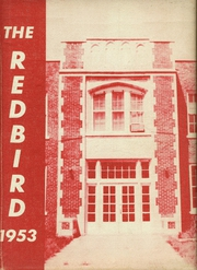 1953 Edition, Anderson High School - Redbird Yearbook (Anderson, MO)