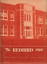 Anderson High School - Redbird Yearbook (Anderson, MO) online yearbook collection, 1954 Edition, Page 1