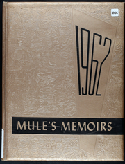 1962 Edition, Wheatland High School - Mules Memoirs Yearbook (Wheatland, MO)