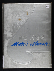 1964 Edition, Wheatland High School - Mules Memoirs Yearbook (Wheatland, MO)