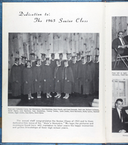 Page 6, 1965 Edition, Wheatland High School - Mules Memoirs Yearbook (Wheatland, MO) online yearbook collection