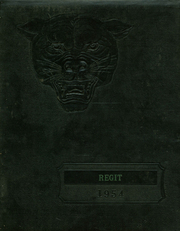 1954 Edition, Keytesville High School - Regit Yearbook (Keytesville, MO)