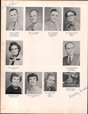 Page 8, 1957 Edition, Keytesville High School - Regit Yearbook (Keytesville, MO) online yearbook collection