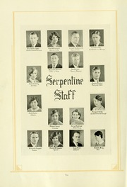Page 14, 1930 Edition, West Chester University - Serpentine Yearbook (West Chester, PA) online yearbook collection
