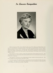 Page 12, 1951 Edition, West Chester University - Serpentine Yearbook (West Chester, PA) online yearbook collection