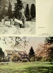 Page 10, 1958 Edition, West Chester University - Serpentine Yearbook (West Chester, PA) online yearbook collection