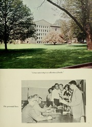 Page 11, 1958 Edition, West Chester University - Serpentine Yearbook (West Chester, PA) online yearbook collection