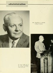 Page 16, 1958 Edition, West Chester University - Serpentine Yearbook (West Chester, PA) online yearbook collection