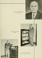 Page 17, 1958 Edition, West Chester University - Serpentine Yearbook (West Chester, PA) online yearbook collection