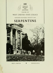 Page 5, 1971 Edition, West Chester University - Serpentine Yearbook (West Chester, PA) online yearbook collection
