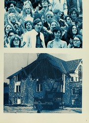 Page 11, 1972 Edition, West Chester University - Serpentine Yearbook (West Chester, PA) online yearbook collection