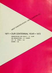 Page 7, 1972 Edition, West Chester University - Serpentine Yearbook (West Chester, PA) online yearbook collection
