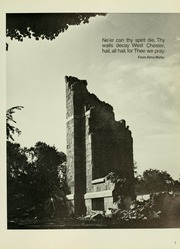 Page 9, 1972 Edition, West Chester University - Serpentine Yearbook (West Chester, PA) online yearbook collection