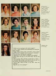 Page 277, 1977 Edition, West Chester University - Serpentine Yearbook (West Chester, PA) online yearbook collection