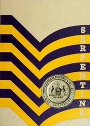 1978 Edition, West Chester University - Serpentine Yearbook (West Chester, PA)