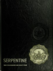 1984 Edition, West Chester University - Serpentine Yearbook (West Chester, PA)