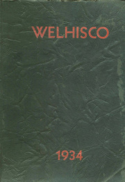 Page 1, 1934 Edition, Wellston High School - Welhisco Yearbook (St Louis, MO) online yearbook collection