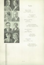 Page 8, 1934 Edition, Wellston High School - Welhisco Yearbook (St Louis, MO) online yearbook collection