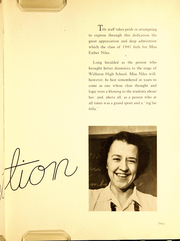 Page 7, 1941 Edition, Wellston High School - Welhisco Yearbook (St Louis, MO) online yearbook collection