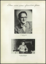 Page 10, 1953 Edition, Lutheran Central High School - Crusader Yearbook (St Louis, MO) online yearbook collection
