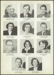Page 12, 1953 Edition, Lutheran Central High School - Crusader Yearbook (St Louis, MO) online yearbook collection