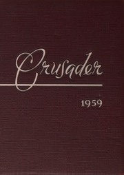 Page 1, 1959 Edition, Lutheran Central High School - Crusader Yearbook (St Louis, MO) online yearbook collection