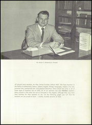 Page 11, 1959 Edition, Lutheran Central High School - Crusader Yearbook (St Louis, MO) online yearbook collection
