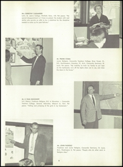 Page 13, 1959 Edition, Lutheran Central High School - Crusader Yearbook (St Louis, MO) online yearbook collection