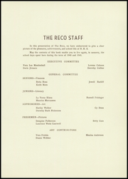 Page 7, 1941 Edition, Bucklin High School - Reco Yearbook (Bucklin, MO) online yearbook collection